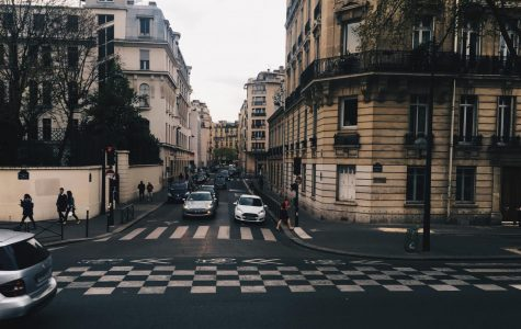 Streets of Paris by Julia Hegedus '18