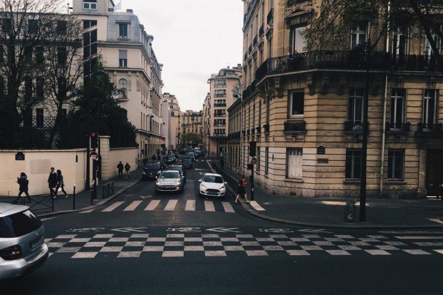 Streets of Paris by Julia Hegedus '18