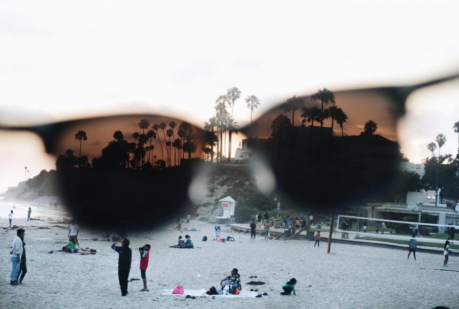 Sunglasses by Trevor Metz '19
