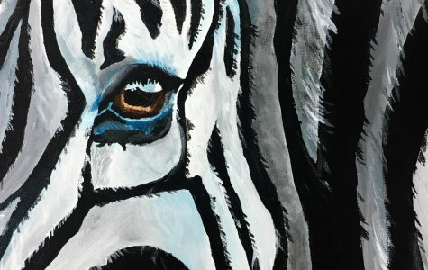 Zebra by Anna Lilienthal '18