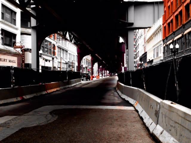 Chicago L Line by Jack Rheineck '21