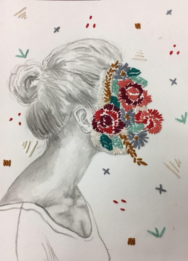 Flora by Abigail Gage '18