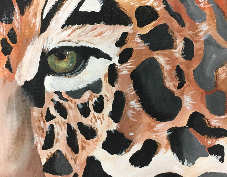 Jaguar by Anna Lilienthal '18