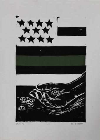 """Military Appreciation"" A Portfolio by Malinda Beason"