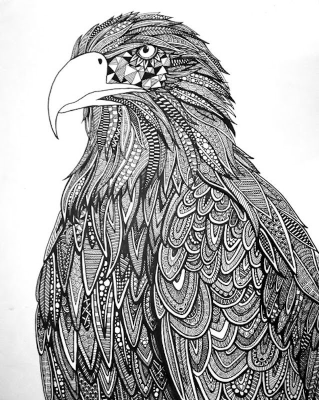 Eagle by Clare Lynch 21'