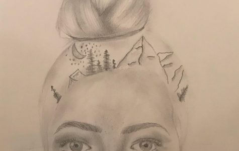 Adventure in mind by Ava Keller '22