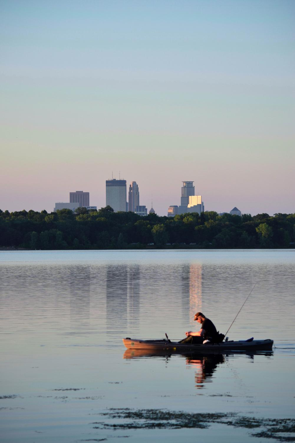 Lake Harriet #7 by Sally Calengor 19